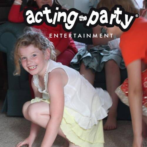 kids party entertainment home page