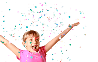 how to have a successful kids party at home