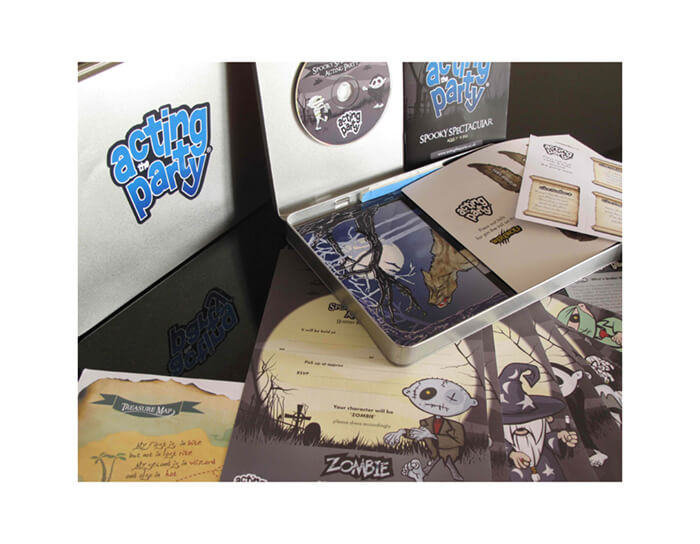Pirate CD game