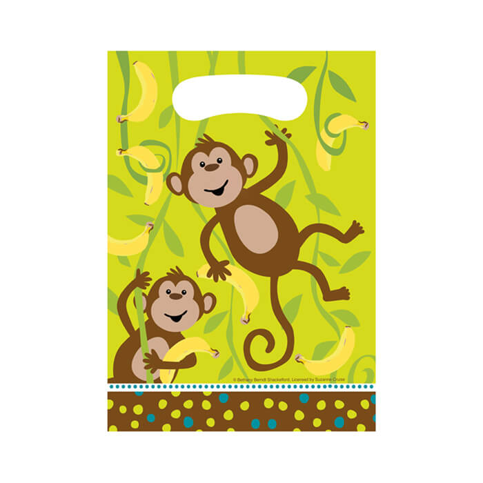 cheeky monkey loot bags