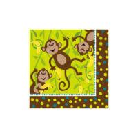 cheeky monkey napkins