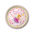 Fairy Party Plates