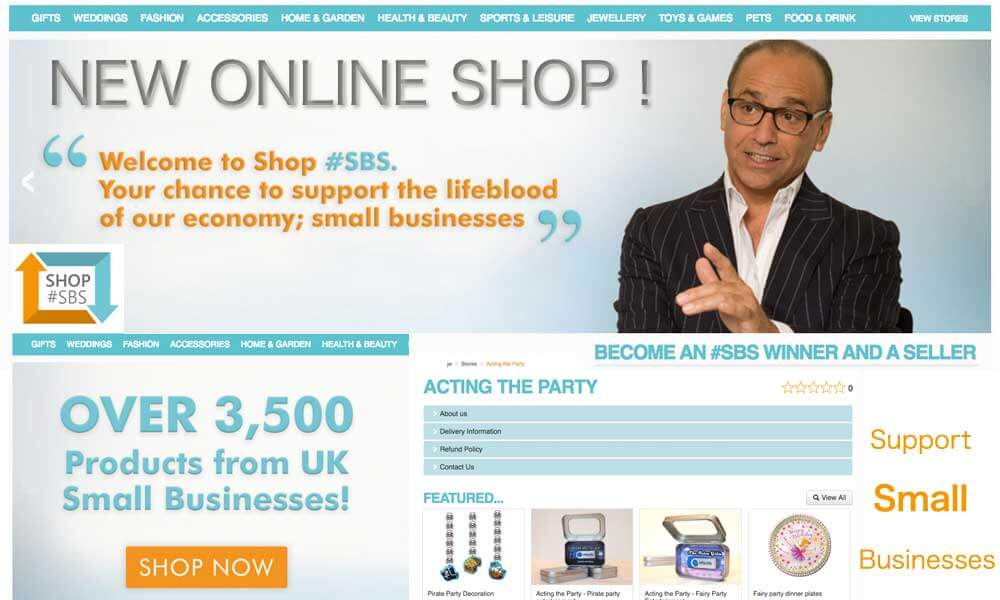 where to find small uk businesses to shop online