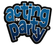 Acting the Party Retina Logo