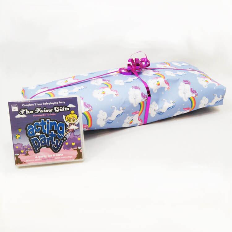 Fairy party entertainment plus pass the parcel