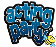 Acting the Party Logo