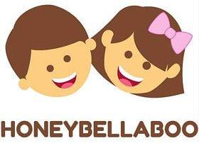 HoneyBellaBoo handmade bunting