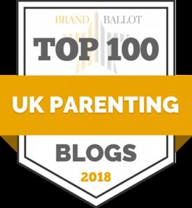 Best UK parenting blog